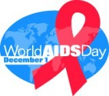 Image of World AIDS Day logo