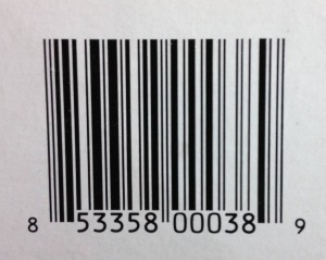 Barcode image - Labels in the Workplace